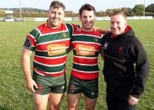 Rugby Report: Four try Keegan secures Lincoln cup win