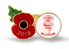 Imps poppy pin released ahead of WWI centenary