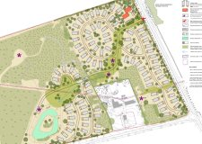 "Plans for 325 homes near Lincoln resubmitted with ""local backing"""