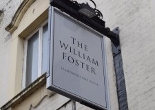 Sneak peek at new look William Foster pub
