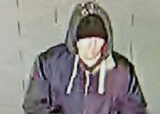 Police hunt for bus station beanie burglar