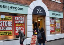 Lincoln Greenwoods Menwear store to close