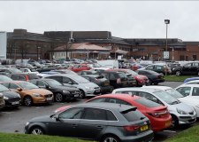 Free parking as machines break at Lincoln and Grantham hospitals