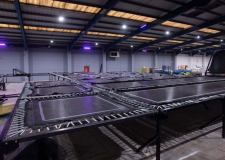 Lincoln's first trampoline and inflatable park springing to life