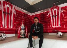 Imps to face Cumbrians in FA Cup second round