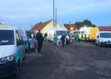 Lincoln dog breeders raided by police