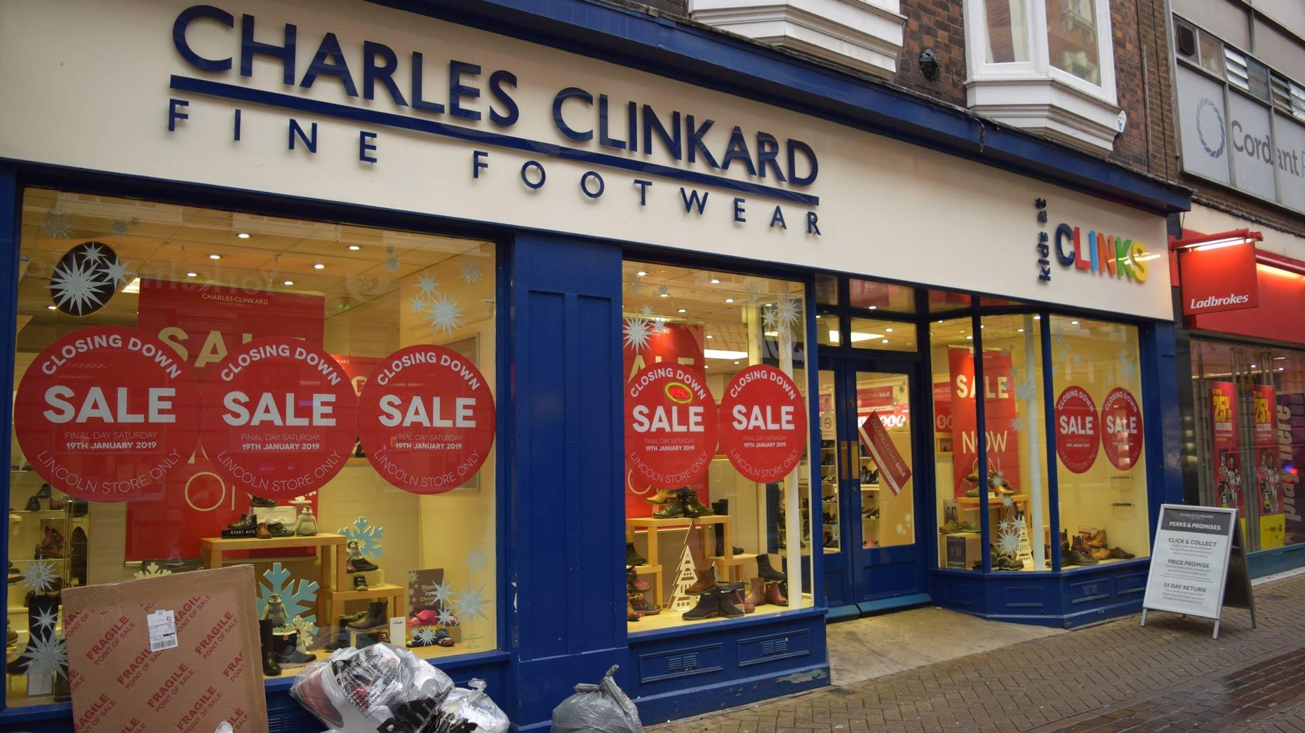 Popular Lincoln shoe shop set to shut