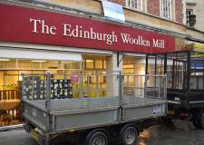 Edinburgh Woollen Mill closes suddenly