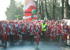 Main sponsor sought for this year's Lincoln Santa Fun Run
