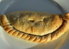 The Lincolnite taste test: Morrisons Christmas dinner in a pasty