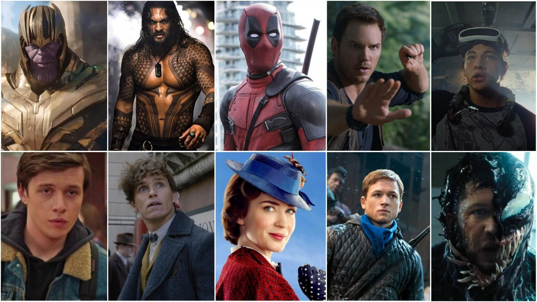 The Best Worst And Overrated Films Of 2018