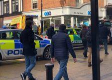 Paramedics rush to Lincoln High Street