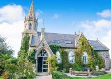 Chance to live in quirky chapel conversion near Lincoln