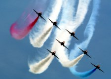 Keep the Red Arrows in Lincolnshire petition hits first milestone