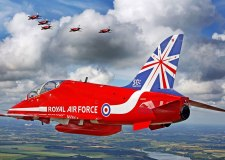 One in three chance to keep the Red Arrows in Lincolnshire