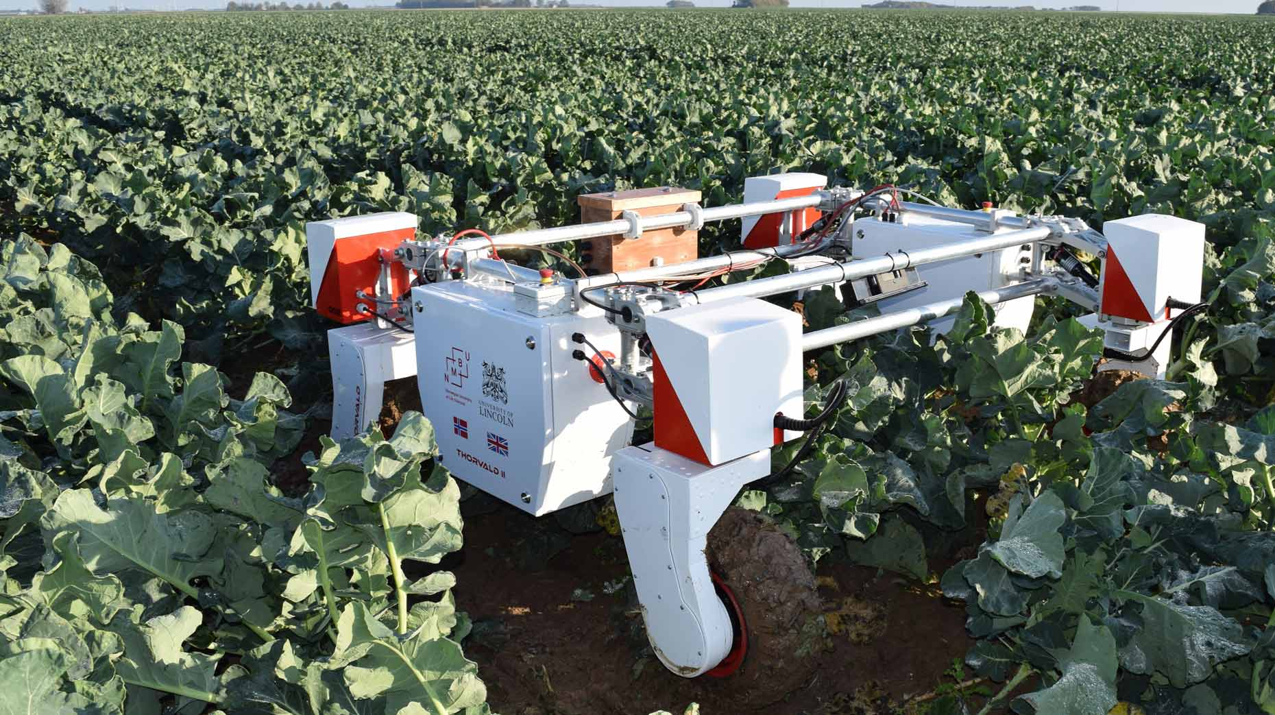 Lincoln to launch agri-food robotics training centre