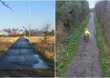 North Hykeham path still leading to nowhere after two years