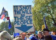 Caroline Kenyon: Why I'm marching for everyone in Lincoln at the People's Vote March