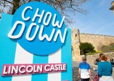 In pictures: Chow Down food festival at Lincoln Castle