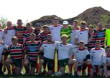 Rugby Report: Lincoln duo raise over £600 in charity match