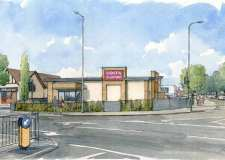 New Lincoln Costa coffee drive-thru plans submitted