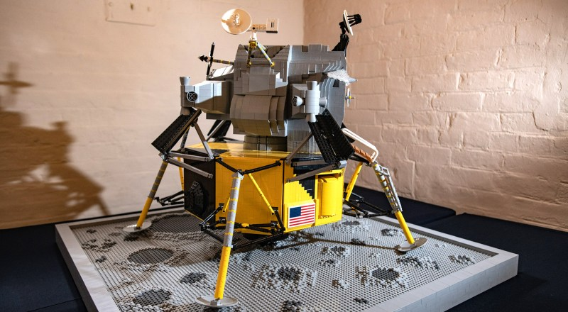 Ready For Blast Off Lego Space Exhibition Lands At Lincoln Castle