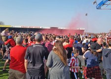 Imps win League Two title after goalless draw