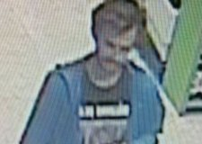 CCTV appeal after shop theft and assault