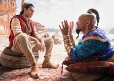 Aladdin film review: A monument to mediocrity