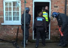 Nine arrested in a week over major drugs crackdown