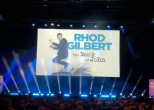 Rhod Gilbert heading to Lincoln next year