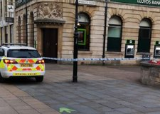 Three people arrested after Lincoln stabbing