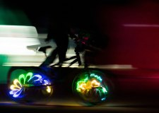 Night time cycle event to light up Lincoln