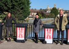 Matchday bins to tackle Sincil Bank litter