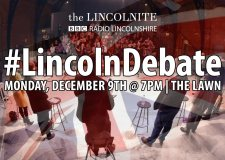 Tune in tonight at 7pm for The Lincoln Debate