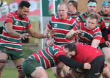 Rugby Report: Lincoln's Spanish prop makes last appearance in home defeat
