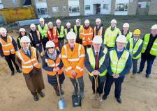 Work begins on £12m extra care housing in Lincoln