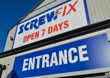 Second Lincoln Screwfix store ready to open