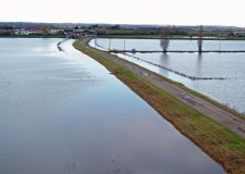 Short Ferry Road near Lincoln finally back open after flooding