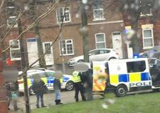 Man arrested in the street over drug offence in Lincoln