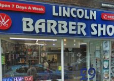 Lincoln High Street barber fined for operating during lockdown