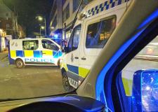 Two teens arrested after Lincoln High Street fight