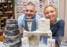 Slice of success: Couple take over long-serving Lincoln cake shop