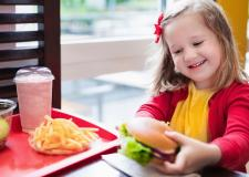 These are the unhealthiest fast food options for kids
