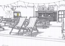 Crazy golf coming to Lincoln Cornhill this summer
