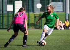 Lincoln United FC women's team progress after FA Cup win