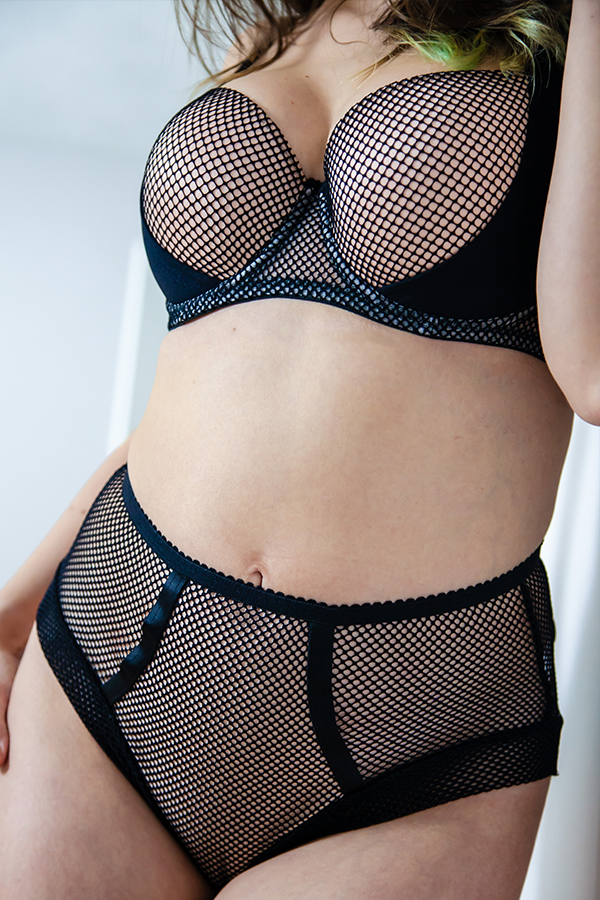 fishnet lingerie tutti rouge rougette isla bra brief