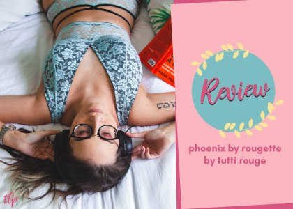 rougette tutti rouge phoenix bralette review