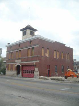 Old City Hall - Fire Station - Police Station