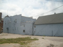Linton Family Pharmacy - East Side of Building